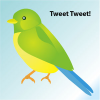 Free Vector: Simple Bird
