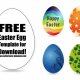 Free Vector: Easter Eggs