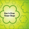 Illustrator CS4: How to Draw Flower Shape