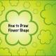 Illustrator CS4: How to Draw Flower Shape