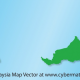 Free Vector: Malaysia Map