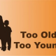 Freelancer: Too Young, or Too Old?