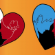Free Vector: Love Icon for Couples