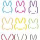 Free Vector: Rabbit Smiley